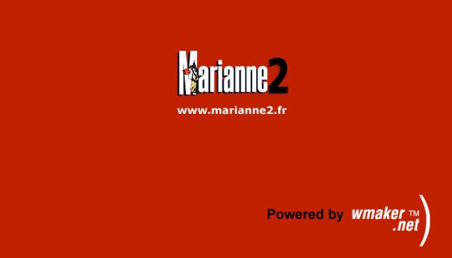 Nouveautés issues de notre collaboration avec Marianne2.fr