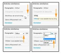Module articles similaires : boostez les pages vues sur votre site