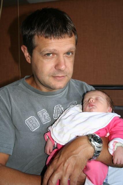 Paloma est née