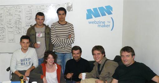 Jean Mathieu, Sebastien2, Lesia, Samir, Jerome, Christian, Sebastien.