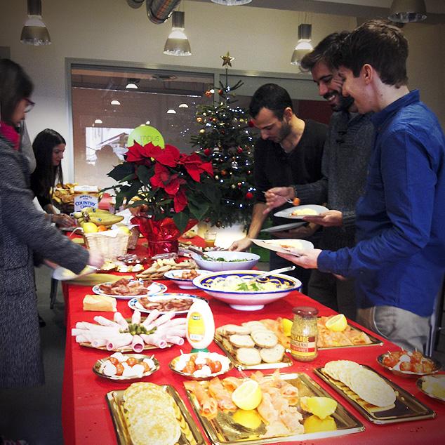 Brunch de Noël 2013 au CampusPlex !!