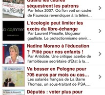 Apps iPhone pour Marianne2