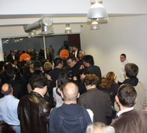 Inauguration du CampusPlex