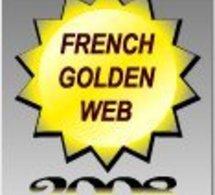 Nomination d'xFRUITS au French Golden Web 2008