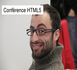 Conférence HTML 5