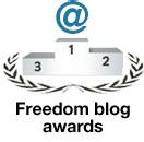 RSF le Freedom Blog award Al Jinane