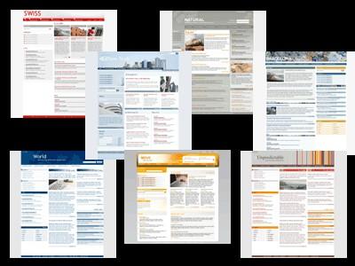 Nouvelles maquettes dans WebzineMaker