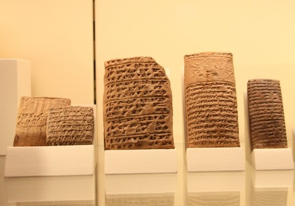 3000 ans av. J.-C. - Tablettes mésopotamiennes