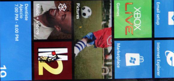 Windows Phone 7 en avant première mondiale chez WMaker : )