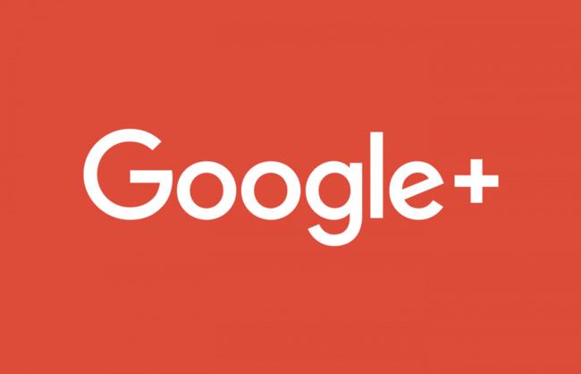 Fermeture du service Google+ le 2 avril 2019
