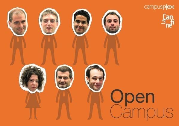 Rappel : RDV OpenCampus