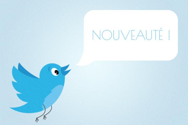 De nouvelles fonctionnalités sur le module Derniers tweets