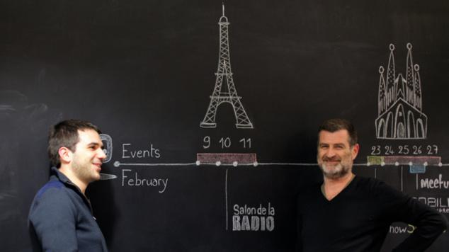 Rendez-vous au Salon de la Radio