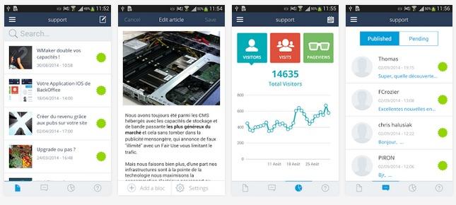 Application Android : devenez bêta testeurs !