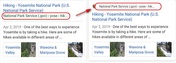 Les résultats de recherche Google mobile s'offrent un nouveau look