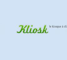 Lancement de Kliosk l'accélérateur de traffic