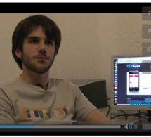 Un player vidéo tout beau ;)