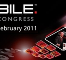 Déplacement au Mobile World Congress 2011