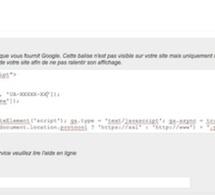 Google Analytics pour les vidéos