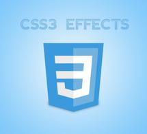 Effets CSS3 sur gabarit : bords arrondis et ombres