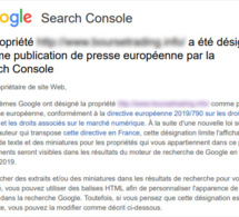 Publication de presse européenne