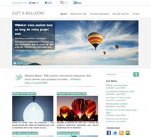 Nouveau thème - Balloon