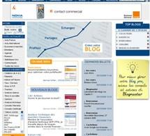 Nouvelle plate-forme de blog Capital.fr