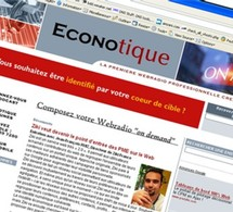 Econotique la radio 2.0