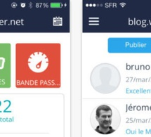 Votre Application IOS de BackOffice